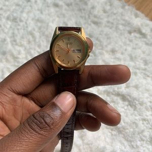 Citizen Women's Watch Leather Band